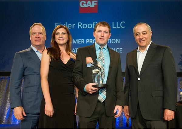 Fixler GAF Award Ceremony