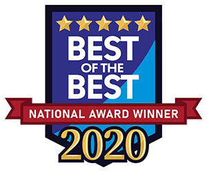 Best of the Best Roofing Award
